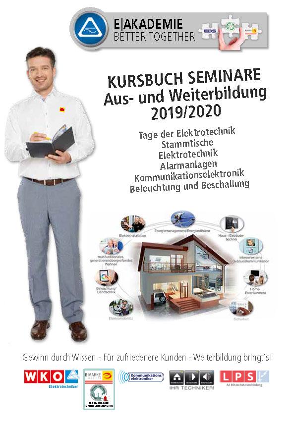 Kursbuch Seminare der e-Akademie